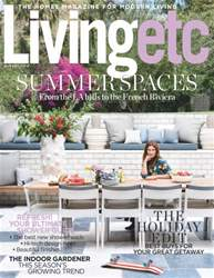 Living Etc issue August 2016