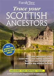 Family Tree issue Trace your Scottish Ancestors