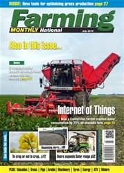Farming Monthly issue July 2016