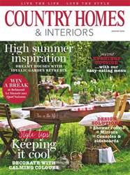 Country Homes & Interiors issue August 2016