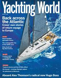 Yachting World issue August 2016