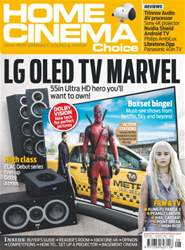 Home Cinema Choice issue Aug 2016