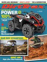 Dirt Trax Magazine issue Volume 17 Number 4