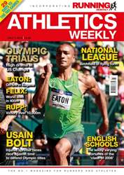 Athletics Weekly issue 07/07/2016