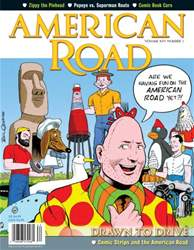 American Road issue Volume 14 No. 2 Summer 2016