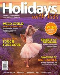 Holidays With Kids issue Winter - Volume 48