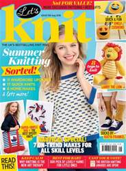 Let's Knit issue Aug-16