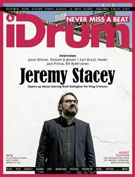 iDrum magazine: Never miss a beat issue iDrum August 2016