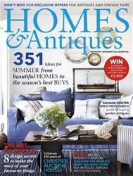 Homes & Antiques Magazine issue August 2016