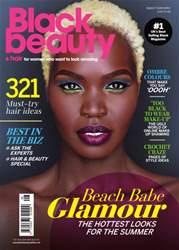 Black Beauty & Hair – the UK's No. 1 black magazine issue August/September 2016