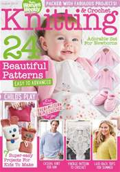 Knitting & Crochet issue August 2016