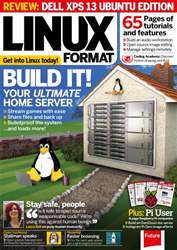 Linux Format issue August 2016