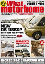 What Motorhome issue August 2016