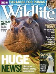 BBC Wildlife Magazine issue July 2016