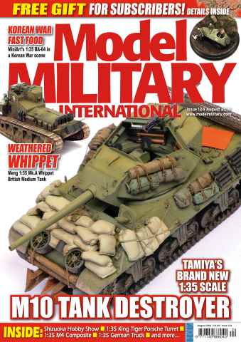 Model Military International Preview 1