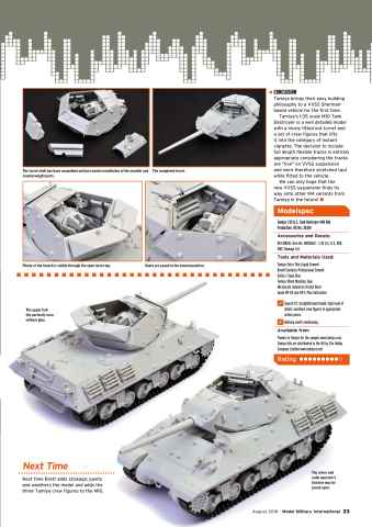 Model Military International Preview 23
