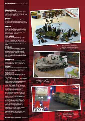 Model Military International Preview 52