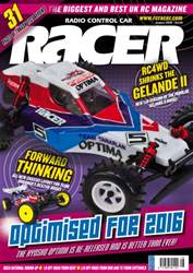 Radio Control Car Racer issue Aug 16