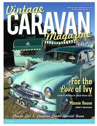 Vintage Caravan Magazine issue July/August 2016