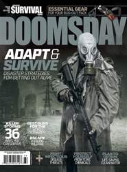 American Survival Guide issue Doomsday Summer 2016