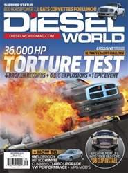 Diesel World issue September 2016