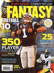 Engaged Sports issue Fantasy Football Summer 2016