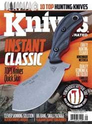 Knives Illustrated issue Sep/Oct 2016