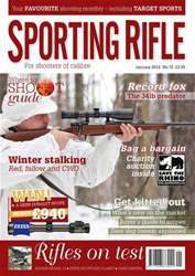 Sporting Rifle issue 72