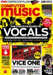 Computer Music issue September 2016