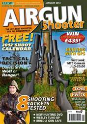 Airgun Shooter issue January 2012