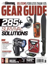 American Survival Guide issue Buyer's Guide Fall 2016