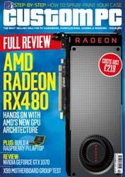 Custom PC UK issue September 2016