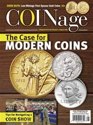 COINage issue August 2016