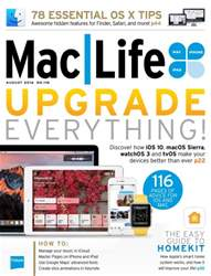 Mac|Life issue August 2016