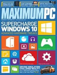 Maximum PC issue September 2016