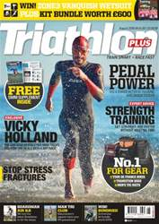 Triathlon Plus issue No. 96 - Pedal Power