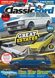 Classic Ford issue No. 241 - Great Estates