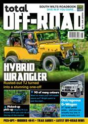 Total Off Road Magazine issue August 2016