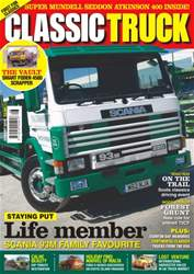 Classic Truck issue No. 28 Life Member