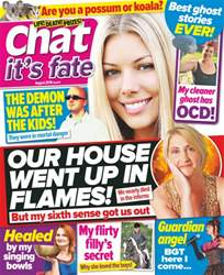Chat Its Fate issue August 2016