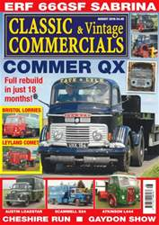 Classic & Vintage Commercials issue Vol. 21 No. 12 - Commer QX