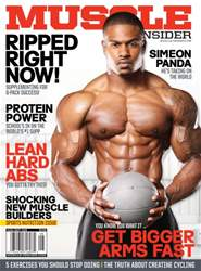 Muscle Insider Magazine issue Aug/Sept 2016