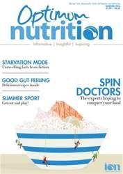 Optimum Nutrition issue Summer 2016