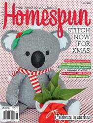Homespun issue Issue#17.7 Jul 2016