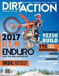 Dirt Action issue Issue#205 July 2016