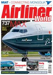 Airliner World issue August 2016