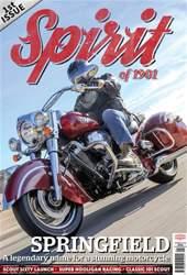 Spirit of 1901 issue Issue 1 - Summer 2016