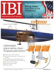 International Boat Industry issue June - July 2016