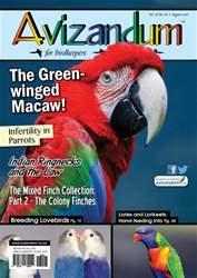 Avizandum issue August 2016