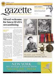 Antiques Trade Gazette issue 2250